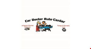 Car Doctor Auto Center logo