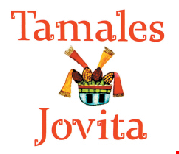 Product image for Tamales Jovita 10% OFF a dozen tamales