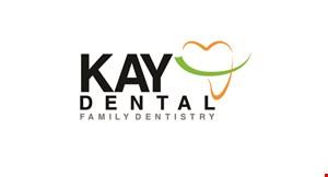 Kay Dental Family Dentistry logo