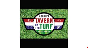 Tavern On The Turf logo