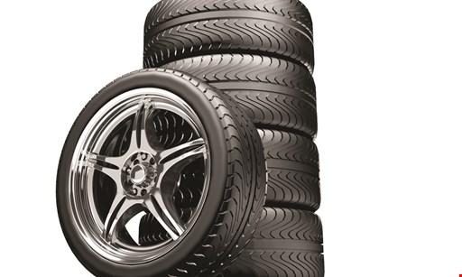Product image for Levi's Tires FREE brake inspection plus $20 off brake job $25 off shocks & struts
