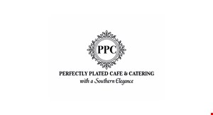 Perfectly Plated Cafe & Catering logo