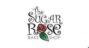 The Sugar Rose Bake Shop logo