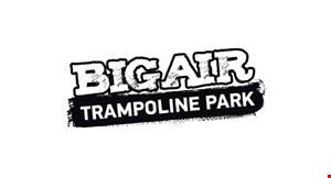 Big Air Trampoline  Hiram logo