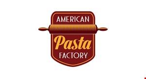 American Pasta Factory logo