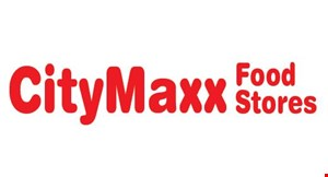 Product image for Citymaxx Food Store $10 For $20 Worth Of Casual Dining