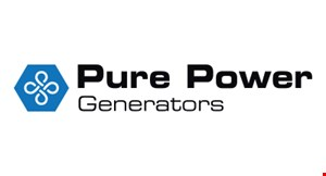 Product image for Pure Power Generators $50 Off annual maintenance
