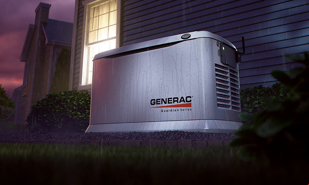 Product image for Pure Power Generators $50 Off annual maintenance.