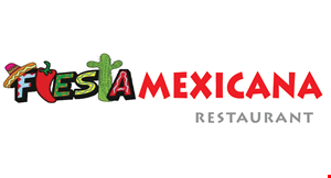 Product image for Fiesta Mexicana Ringgold $2off Any Purchase of $10 or more. VALID LUNCH ONLY