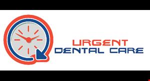 Urgent Dental Care logo