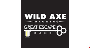 Wild Axe Throwing logo