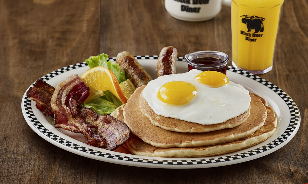 Product image for Black Bear Diner 25% Off YOUR NEXT VISIT EXP. 5-1-2020