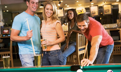 Product image for Salt City Billiards Free first hour of pool for any new customers