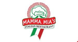 Mamma Mia's Italian logo