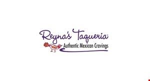 Reyna's Taqueria logo