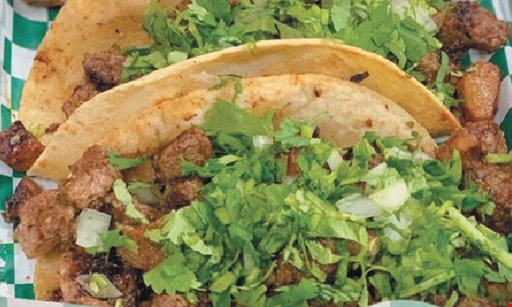 Product image for Reyna's Taqueria $10 off family meal purchase or takeout order of $50 or more
