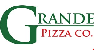 Grande Pizza Co. logo