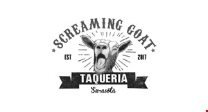 Product image for Screaming Goat Taqueria $5 OFF family meal deal