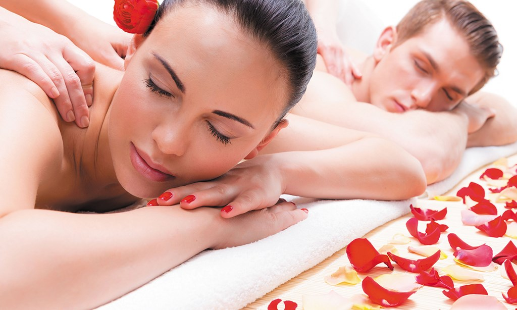Product image for Leisure Time Massage free gift card. buy 5 gift cards, get 1 free