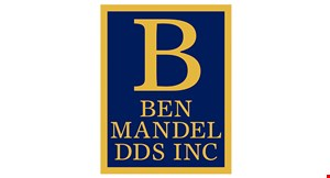Ben Mandel, DDS logo