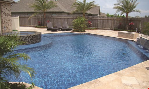Product image for Pool and Spa Center of New Orleans $300 OFF any pool replastering or renovation.