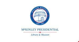 McKinley Presidential Library & Museum logo