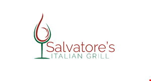 Product image for Salvatore's Italian Grill Howland $100 off Your Order of $750 or more OFF-SITE CATERING