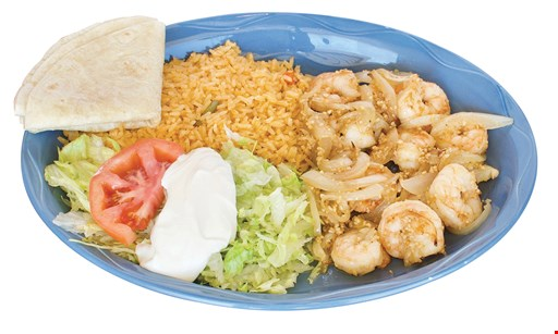 Product image for El Rey Tolteca $10 off food purchase of $50 or more