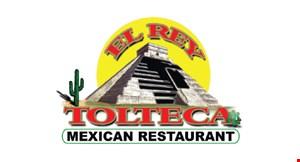 El Rey Toltecta logo