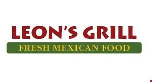 Leon's Grill logo