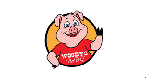 Woody's Bar-B-Q logo