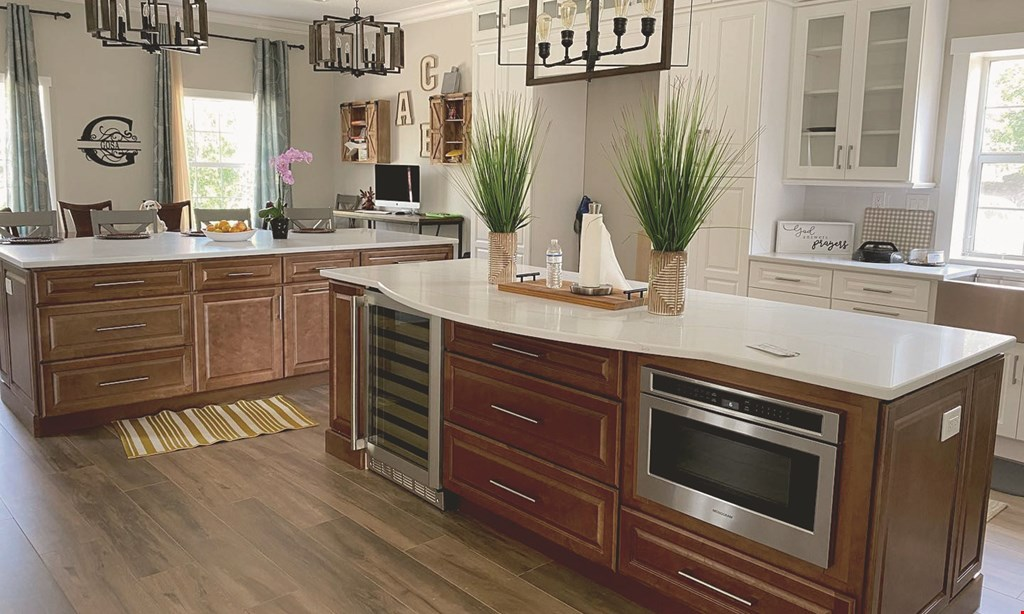 Product image for Elysium Interiors $1,000 off bathroom remodels, $1,500 off kitchen remodels, $3,000 off kitchen & bathroom combos