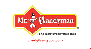 Product image for Mr. Handyman Of Pittsburgh East Suburbs & Greensburg $50 OFF services