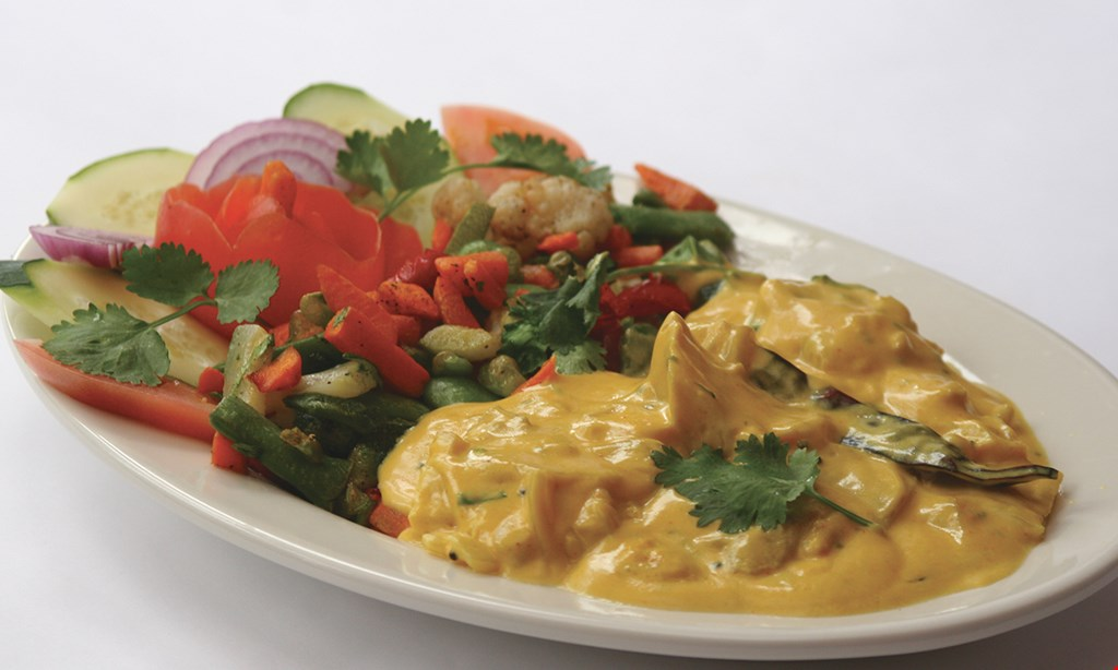 Product image for Jaipore Royal Indian Cuisine $2 OFF any lunch special.