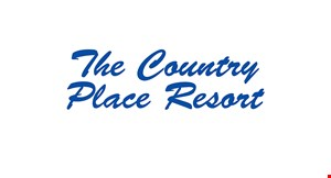 The Country Place Resort logo