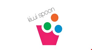 Product image for Kiwi Spoon $2 off purchase of $10 or more