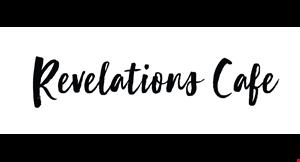Revelations Cafe logo