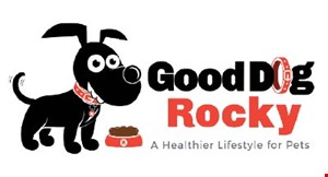 Good Dog Rocky logo