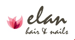 Elan Hair Salon and Spa logo