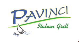 Product image for Pavinci Italian Grill $15 For $30 Worth Of Casual Dining