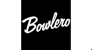 Bowlero - Naperville logo