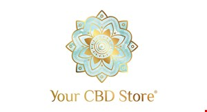 Product image for Your CBD Store $10 OFF ANY PURCHASE OF $40 OR MORE.