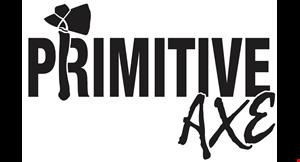 Primitive Axe logo