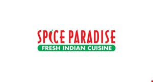 Spice Paradise Fresh Indian Cuisine logo