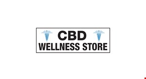 Product image for CBD Wellness Store 20% Off total purchase of $50 or more.