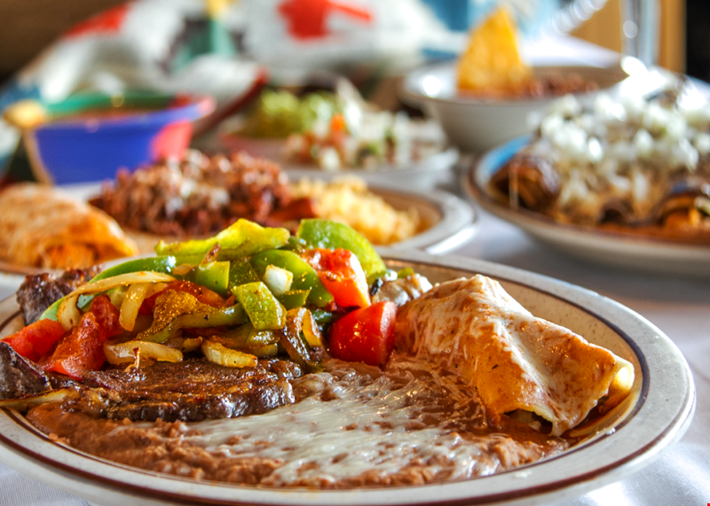 Product image for Fiesta Mexicana 10% off your entire bill when you place a take out order