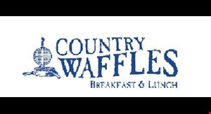 Country Waffles logo