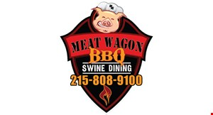 Meat Wagon BBQ logo