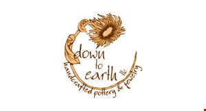 Down To Earth Pottery logo