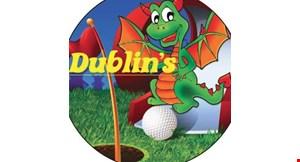 Dublin's Adventure Resort logo